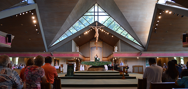 The Sacrament of Holy Orders   Cathedral St  Joseph